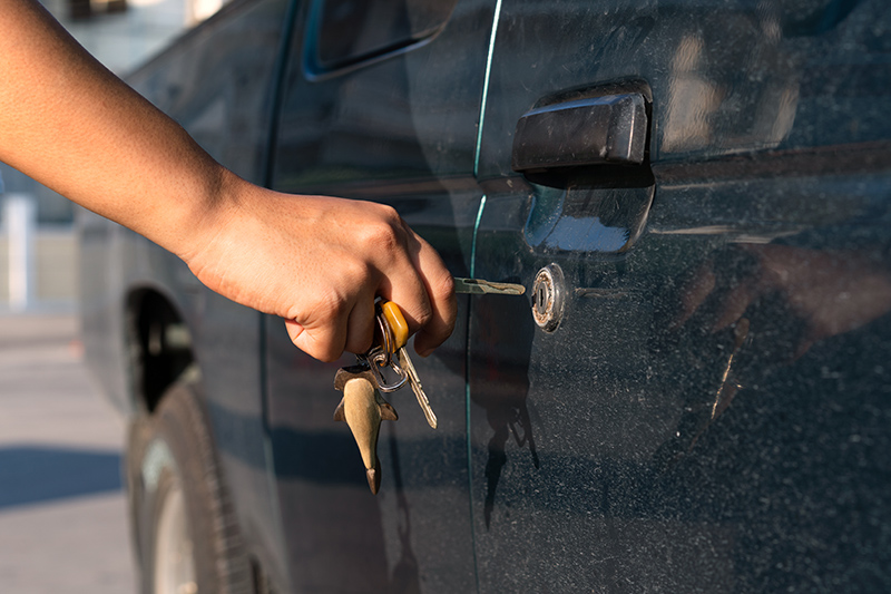 Car Locksmith in Chichester West Sussex